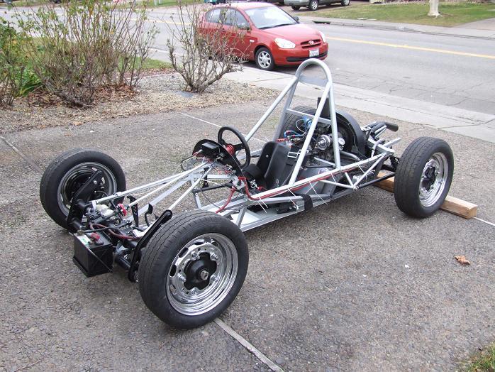 1964 Autodynamics Formula Vee