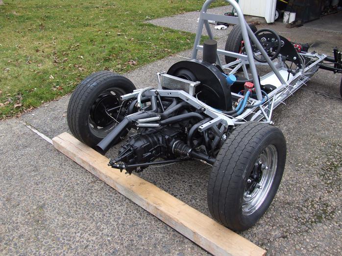 Old Race Car Saab Found In Ohio